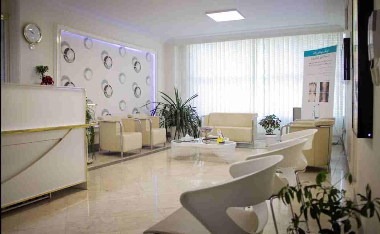 بهترین مرکز لیزر در تهرانپارس